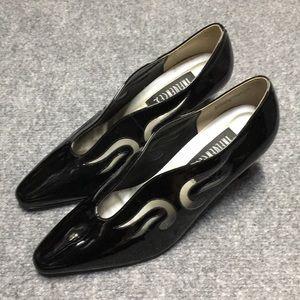Fashion Influences Woman's Mesh Heels